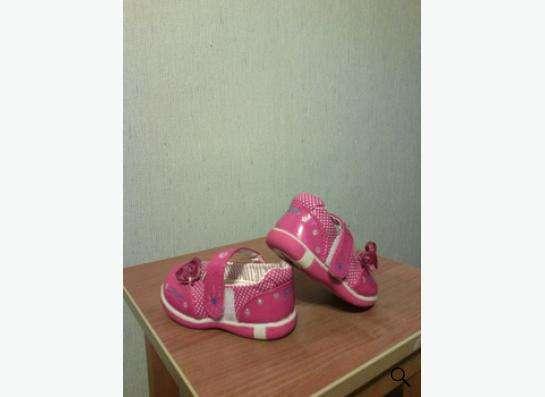 Туфельки-кроссовки Ягуар (размер 20) в Санкт-Петербурге фото 3