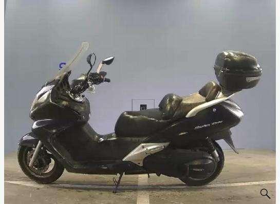 Макси скутер Honda silverwing 400 в Екатеринбурге