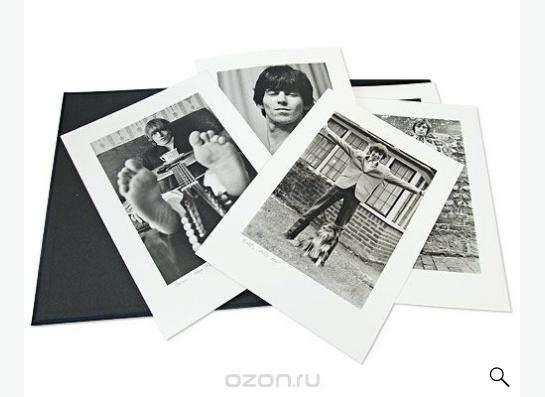 Книга The Rolling Stones - эксклюзивное издание в Москве фото 7