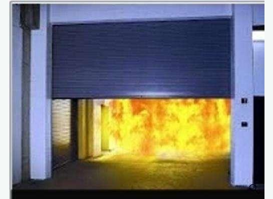 Ворота, двери противопожарные в Ижевске фото 4