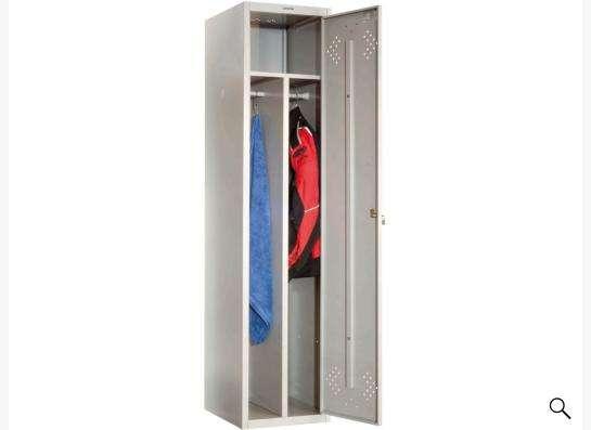 Шкаф для раздевалок LS(LE)-11-40D в Нижнем Новгороде Фото 1