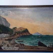 Старинная картина, в г.Баку