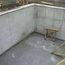 Гараж строительство Погреб монолитный бетонный Смотровая яма, в Красноярске
