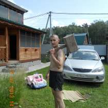 Сергей, 44 года, хочет пообщаться, в Новосибирске
