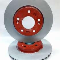 Переднии тормоз. диски для Hyundai AVANTE; FLUIDIC; ELANTRA, в Москве