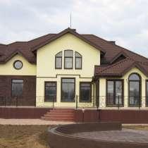 Строительство загородного дома, коттеджа, в Москве