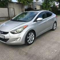 Hyundai Elantra 5 в хорошем состоянии, в г.Семей