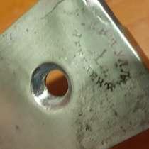 Старинная дверная ручка до 1917. Клеймо мастера, в Ейске