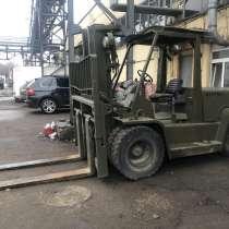 Вилочный погрузчик Hyster 7 тн, в Москве