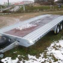 Новый польский прицеп автовоз 6,06x2,10=3000кг, в г.Витебск
