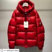 Moncler jacket, в Москве