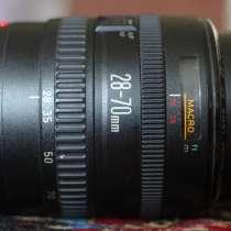 Сanon EF 28-70 mm f/ 3.5-4.5 II, в г.Днепродзержинск