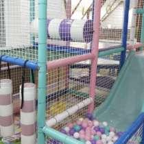 Детский игровой лабиринт, в Якутске