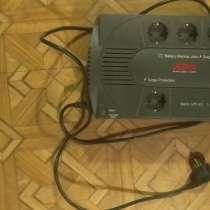 Бесперебойник APC Back UPS ES-525, в Омске