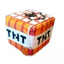 Мягкая игрушка - TNT Block Minecraft (Майнкрафт), в Перми