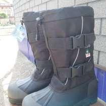 Сапоги зимние 43 размер. Для охоты и рыбалки. Очень теплые, в Москве
