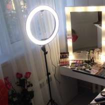 Кольцевая лампа LED (светодиодная) для индустрии красоты, в г.Павлодар