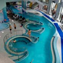 Строительство, реконструкция бассейнов, саун, бань, фонтанов, в Москве