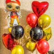 Волшебные воздушные шары, в Новочеркасске