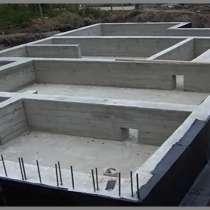 Фундамент для дома, строительство в Воскресенске, в Воскресенске