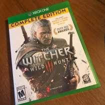The Witcher 3: Wild Hunt / Ведьмак 3: Дикая Охота для Xbox, в Москве