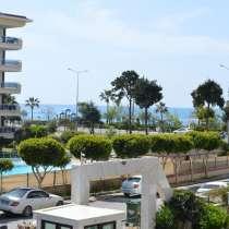 Недорогая квартира с 1 спальней в 150м от моря Алания Турция, в г.Аланья