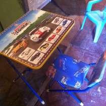 Детский столик со стульчиком, в Когалыме