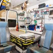 Аренда скорой помощи, перевозка лежачих больных и инвалидов, в Нижнем Новгороде