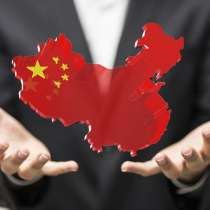 Реклама в Китае, в Санкт-Петербурге