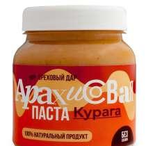 Паста арахисовая Курага 300 грамм, в г.Алматы