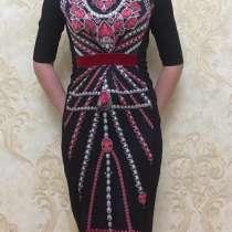 Итальянское платье VDP, в Назране