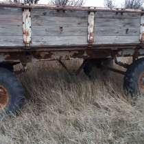 Тракторная телега, в Дубовке