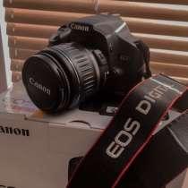 Фотоаппарат Canon 500D Kit, в Туапсе