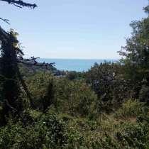 Панорамный земельный участок 13 соток, 850м от мор. пляжа, в Туапсе