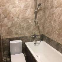 Ремонт санузла - ванной комнаты и туалета под ключ, в Санкт-Петербурге
