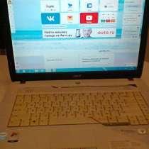 Acer Aspire 5310 Intel рабочий ноутбук, в Москве