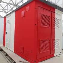 Бетонные корпуса для трансформаторных подстанций, БКТП, в Кинешме