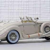 Mercedes-Benz 500K Speсial Roadster 1936 (1:18), в Королёве