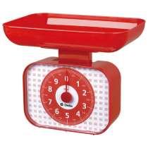 Весы кухонные Delta KCA-105 красный механические, в г.Тирасполь