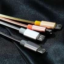 USB кабель Remax RC-080m Micro черный, в Челябинске