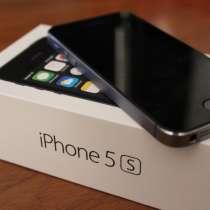 IPhone 5s черный на 16 гб, в Краснодаре