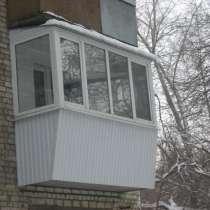 Качественное остекление балконов. Воронеж, в Воронеже