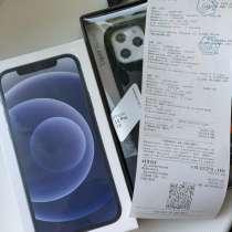 СРОЧНО! продаю iPhone 12 128 Gb чёрный, в Комсомольске-на-Амуре
