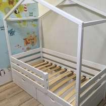 Кровать домик, в Ижевске
