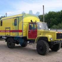 Аварийно-ремонтная служба на базе ГАЗ 33081, в Сургуте