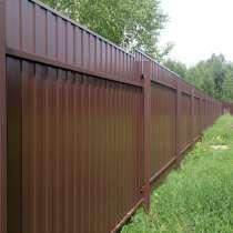Ворота заборы под ключ, в Ставрополе