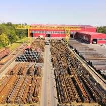 100 тыс. тонн. металлопроката, арматуры, труб в наличии, в Санкт-Петербурге