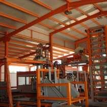 Оборудование для производства блоков SUMAB U 1000, в г.Клайпеда