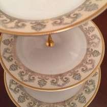 Посуда для сервировки, ваза, конфетница, фруктовница 3 яруса, в г.Астана