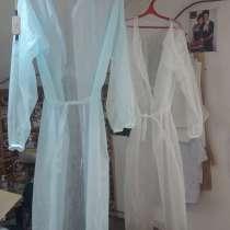 Медицинские одноразовые халаты, в Краснодаре